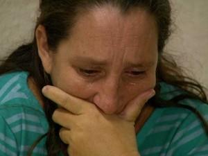 Mãe é presa por matar e ocultar corpo de recém-nascida em Indaiatuba (Foto: Reprodução EPTV)
