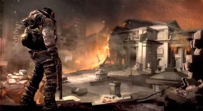 Versão cancelada de Doom seria inspirado em Call of Duty (Foto: Reprodução/AGB)