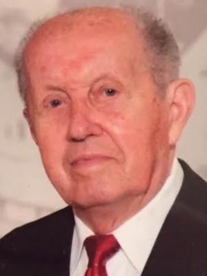 Newton Fernandes Gouvêa morreu aos 90 anos (Foto: Arquivo pessoal)
