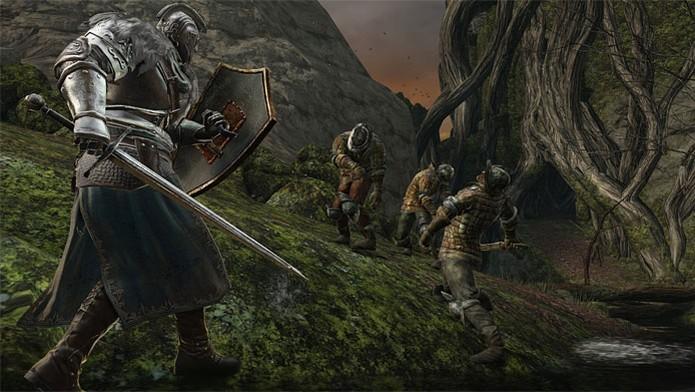 Dark Souls 2 em promoção na Nuuvem (Foto: Divulgação) (Foto: Dark Souls 2 em promoção na Nuuvem (Foto: Divulgação))