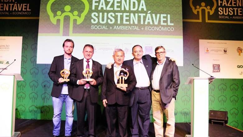 fazenda-sustentavel-vencedores-2016 (Foto: Silvia Gosztonyi/Ed. Globo)