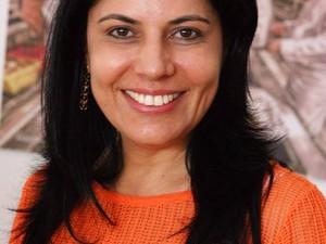 Glaucione, candidata a prefeita de Cacoal (Foto: Facebook/Glaucione)