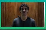 Victor Ferraz convida garotos para prestigiar lançamento de escolinha em João Pessoa
