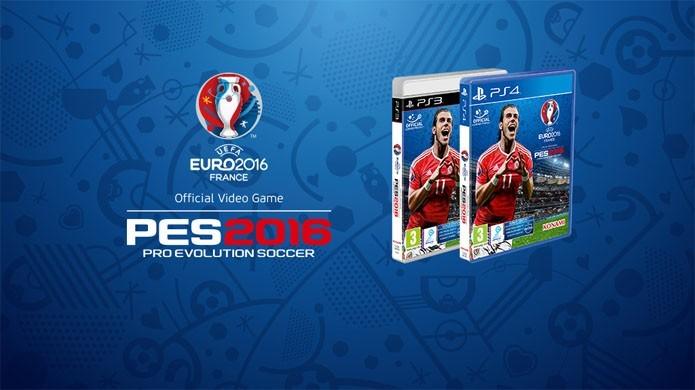 UEFA EURO 2016 ganha versão em caixa no PS3 e PS4 (Foto: Divulgação/Konami)