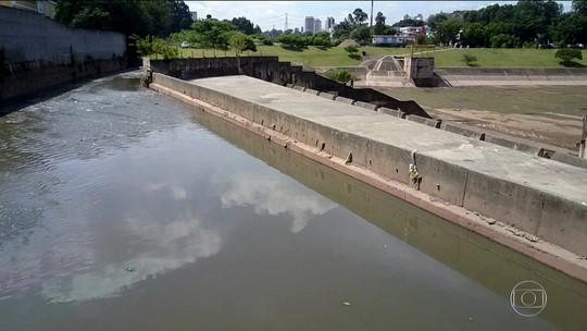 Cidade de São Paulo tem 22 piscinões; saiba como eles funcionam