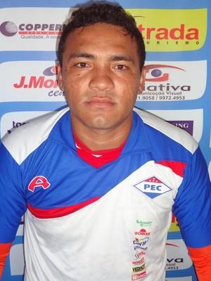 David, goleiro do Piauí (Foto: Divulgação)