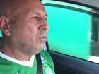 Taxista diz que 'mundo desabou' ao saber de acidente da Chapecoense