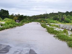Situação mais crítica foi registrada na cidade de Massapê (Foto: Divulgação/Prefeitura de Massapê)