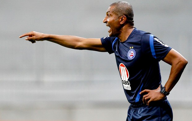 cristovão borges bahia vitória série A (Foto: Felipe Oliveira / Agência Estado)