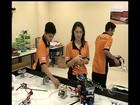 Equipe de Itapetininga representa país em torneio de robótica na Austrália
