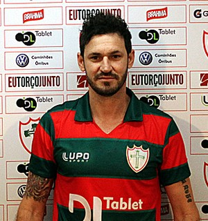 André Astorga Portuguesa (Foto: Divulgação/Portuguesa)