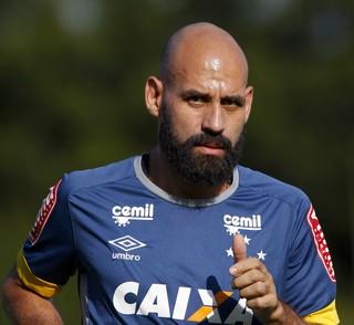 Bruno Rodrigo Cruzeiro (Foto: Washington Alves/Light Press)