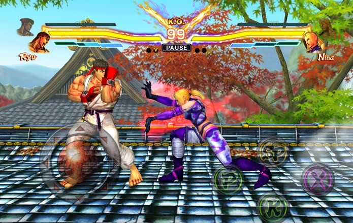 Street X Tekken parecia incrível, mas diversos bugs acabaram afastando os jogadores (Foto: Reprodução / Dario Coutinho)