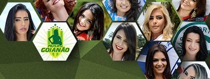 Musa do Goianão 2016 já  começou; clique e vote! (INFOESPORTE)