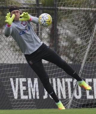Cássio Corinthians (Foto: Daniel Augusto Jr/Agência Corinthians)