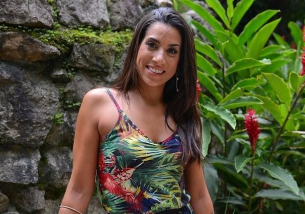 Juliana Dias  (Foto: Divulgação)