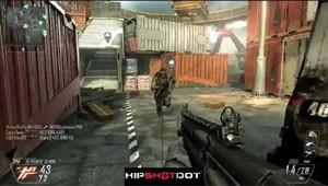 Games como 'Call of Duty' podem usar a mira com luz de LED vermelha (Foto: Divulgação/HipShotDot)