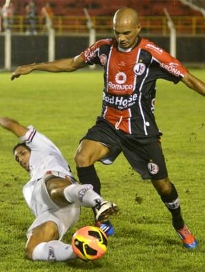 Copa do Brasil 2013: Aracruz x Joinville (Foto: Gabriel Lordêllo/A Gazeta)