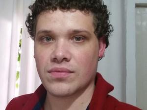 Jorge Luiz Zangirolamo, de 29 anos, é morador do bairro Cecap (Foto: Reprodução/Facebook)