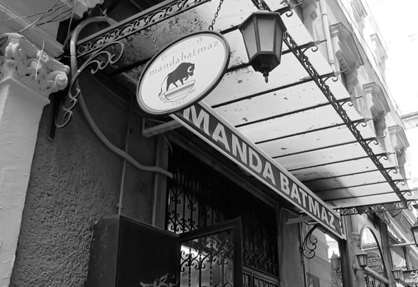 cafeteria istambul (Foto: Reprodução)