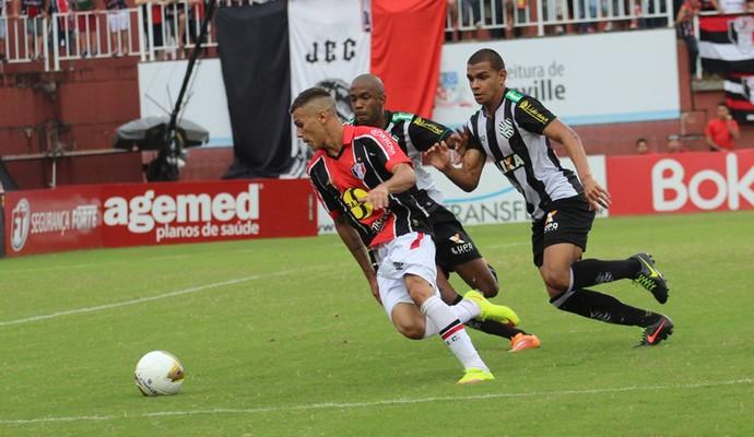 Welinton Júnior Joinville (Foto: José Carlos Fornér/JEC)