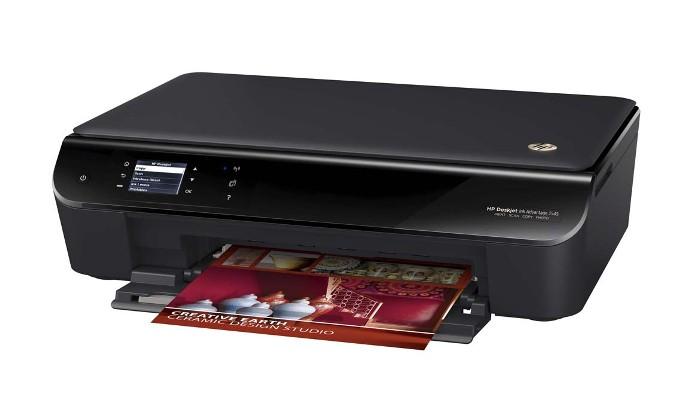 HP Deskjet Ink Advantage 3546 (Foto: Divulgação)