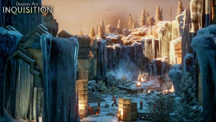 Dragon Age: Inquisition recebeu novo DLC com conteúdo para o multiplayer (Foto: Divulgação) (Foto: Dragon Age: Inquisition recebeu novo DLC com conteúdo para o multiplayer (Foto: Divulgação))