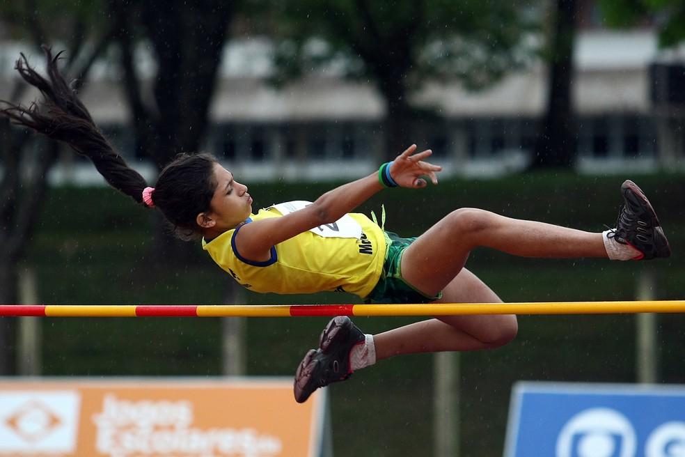 Em 2014, Jogos Escolares da Juventude ocorreram em Londrina (Foto: Bruno Miani/COB)