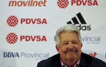 Envolvido em escândalo de corrupção,  ex-cartola da Venezuela admite culpa