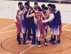 internacional basquete (Foto: Daniel Leque / Arquivo pessoal)
