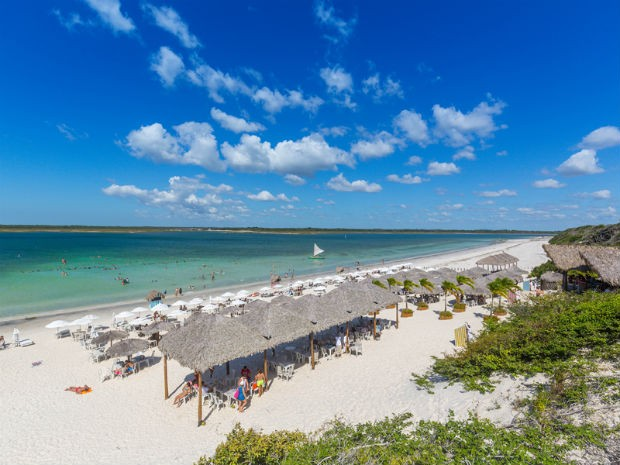 Jericoacoara é considerada uma das praias mais bonitas do mundo (Foto: Divulgação)