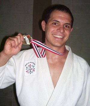 Professor treina as duas equipes concorrentes juntas (Foto: Paulo Costa Júnior / Arquivo pessoal)