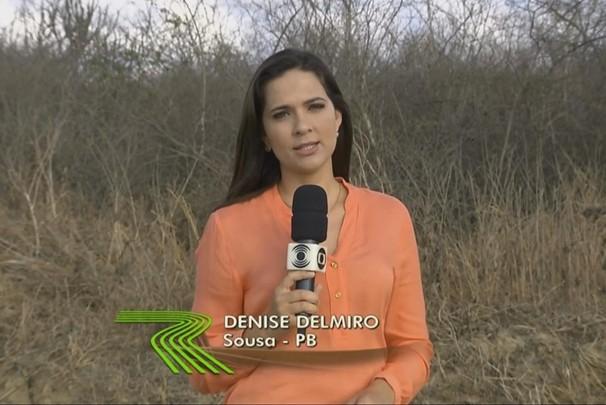 denise delmiro globo rural  (Foto: Divulgação)