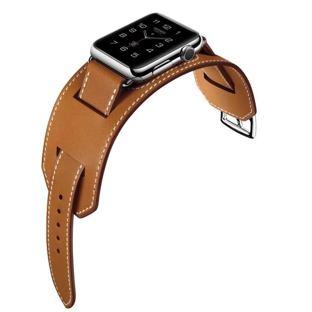 e1384adef18 Apple Watch ganha versão com pulseiras de couro da Hermés - GQ ...