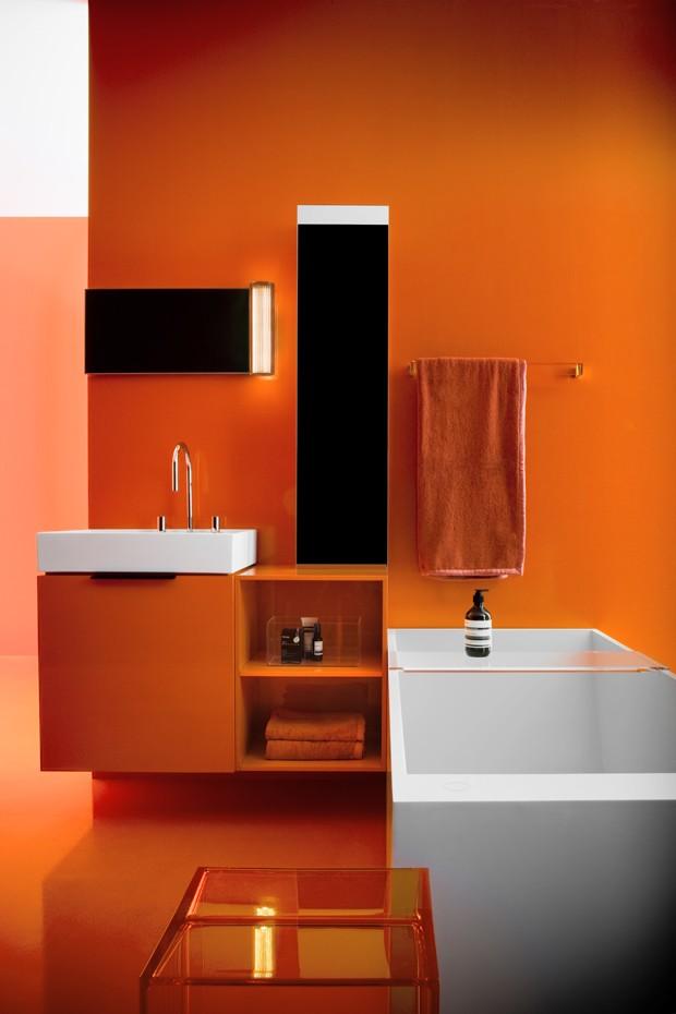 abaixo a monotonia no banheiro casa vogue m veis. Black Bedroom Furniture Sets. Home Design Ideas