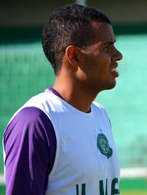 Fernando atacante Guarani (Foto: Murilo Borges)