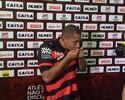 """Após """"relaxada"""", Walter promete emagrecer para brilhar no Atlético-GO"""