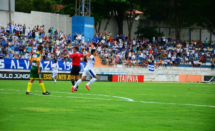 Taubaté x Sabiá-MA Copa São Paulo (Foto: Bruno Castilho/Divulgação)