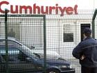 Presidente de um jornal de oposição turco é preso