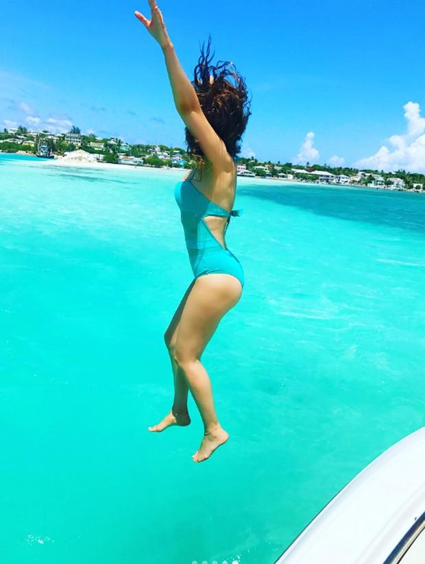 Thalia (Foto: Reprodução/Instagram)