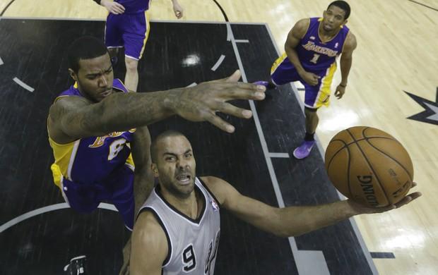 Tony Parker, San Antonio Spurs - AP (Foto: AP)
