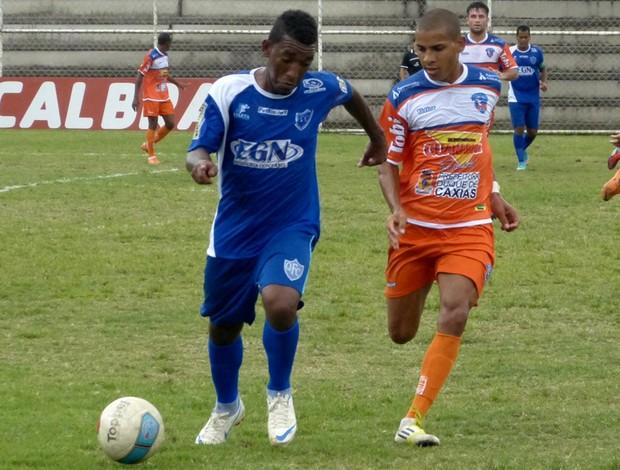 Duque de Caxias 1 x 0 Quissamã, Copa Rio (Foto: Vitor Costa)