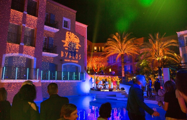 50 anos do Hotel Byblos (Foto: Divulgação )
