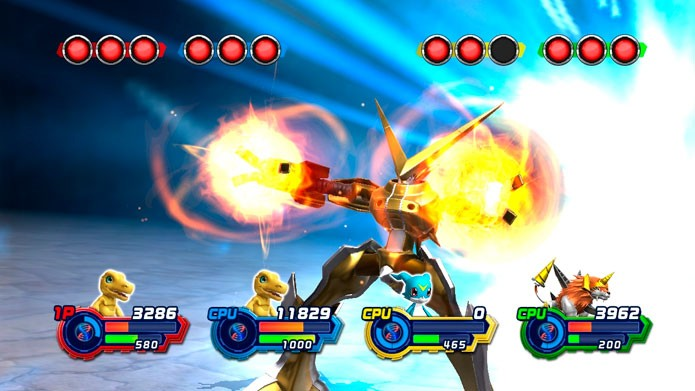 Review Digimon All-Star Rumble | TechTudo