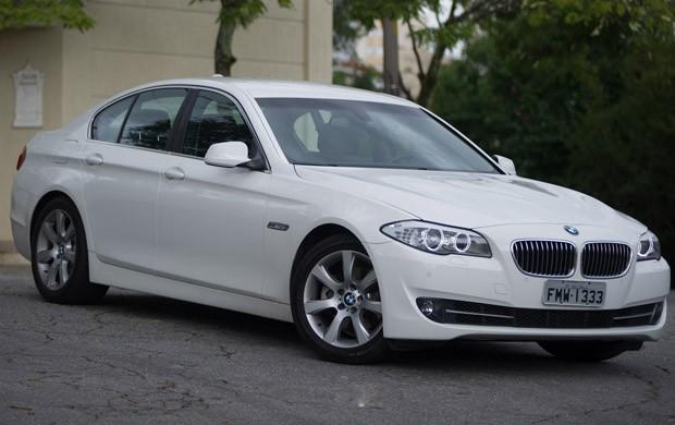 BMW 528i (Foto: Flavio Moraes / G1)