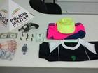 Três menores são detidos com arma, munição e dinheiro em Ipatinga