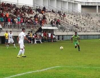 Náuas, quadrangular Arena do Juruá (Foto: Adelcimar Carvalho)