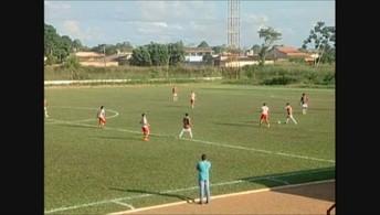 Guajará vence Morumbi por 1 a 0 e assume liderança do campeonato (Reprodução/ Rede Amazônica)