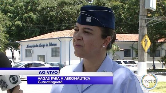 Força Aérea Brasileira abre 173 vagas em Guaratinguetá, SP