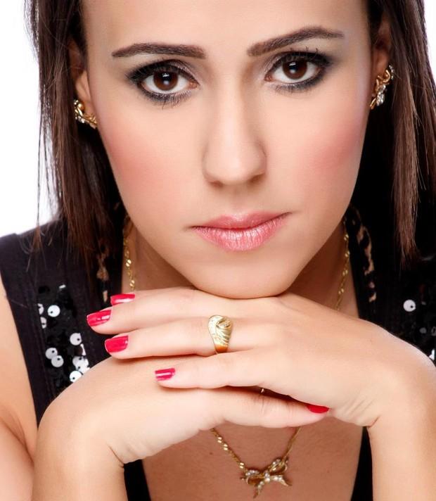 Adriane Furlan Melero, nova namorada de Sidney Sampaio (Foto: Reprodução/Facebook)